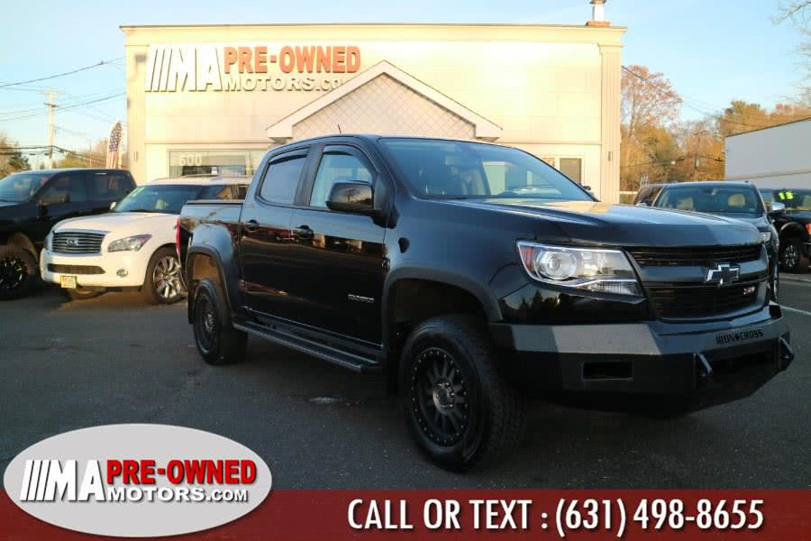"Used Chevrolet Colorado 4WD Crew Cab 128.3"" Z71diesel duramax 2016 