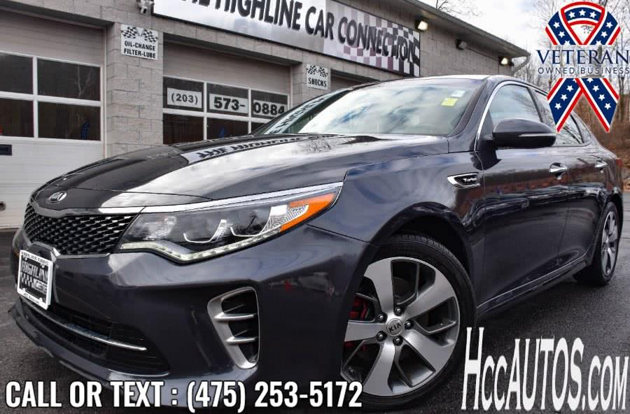 Used 2017 Kia Optima in Waterbury, Connecticut | Highline Car Connection. Waterbury, Connecticut