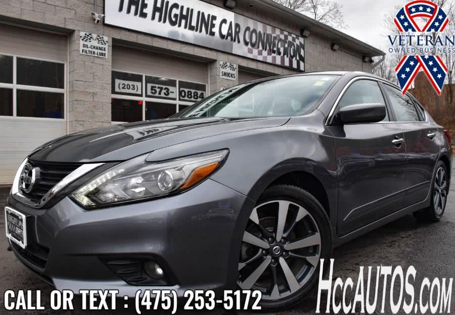 Used 2017 Nissan Altima in Waterbury, Connecticut | Highline Car Connection. Waterbury, Connecticut