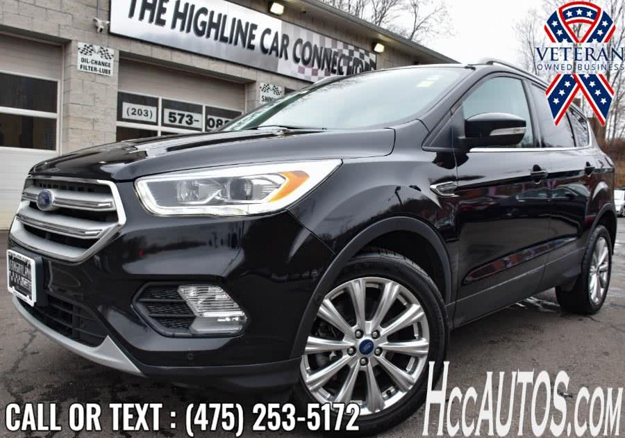 Used 2018 Ford Escape in Waterbury, Connecticut | Highline Car Connection. Waterbury, Connecticut