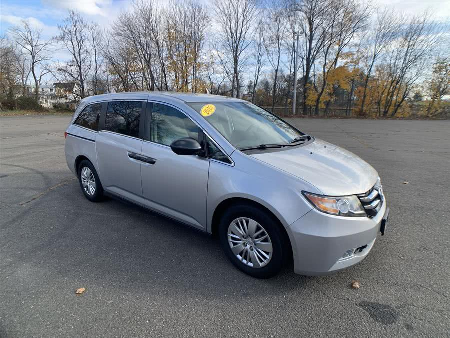 Used 2015 Honda Odyssey in Stratford, Connecticut | Wiz Leasing Inc. Stratford, Connecticut