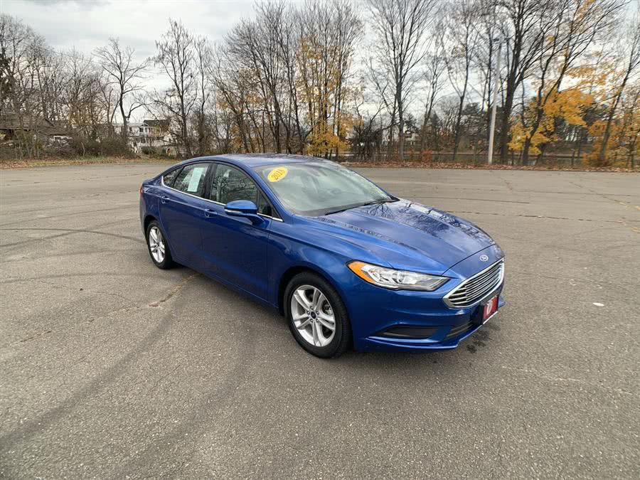 Used 2018 Ford Fusion in Stratford, Connecticut | Wiz Leasing Inc. Stratford, Connecticut