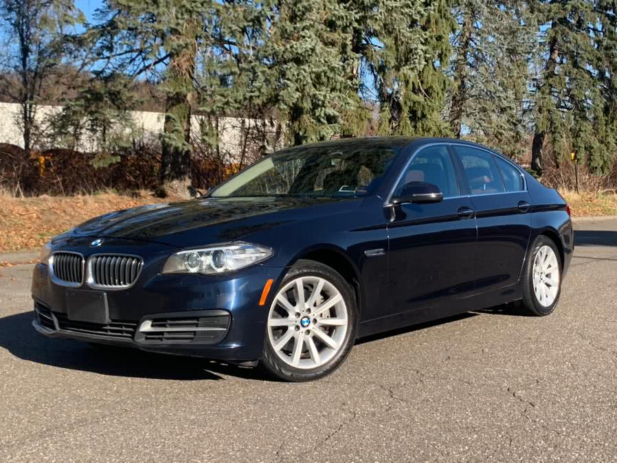 Used 2014 BMW 5 Series in Waterbury, Connecticut | Platinum Auto Care. Waterbury, Connecticut