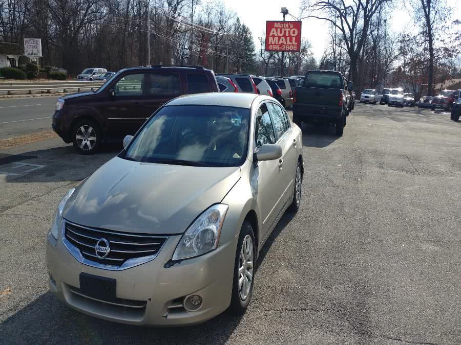 Used 2010 Nissan Altima in Chicopee, Massachusetts | Matts Auto Mall LLC. Chicopee, Massachusetts