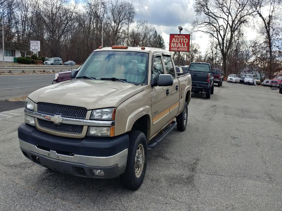 Used 2004 Chevrolet Silverado LS in Chicopee, Massachusetts | Matts Auto Mall LLC. Chicopee, Massachusetts