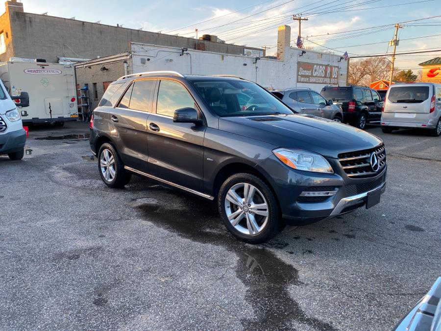 Used Mercedes-Benz M-Class 4MATIC 4dr ML350 2012 | Diamond Cars R Us Inc. Franklin Square, New York