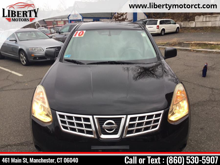 Used Nissan Rogue AWD 4dr Sv 2010 | Liberty Motors. Manchester, Connecticut