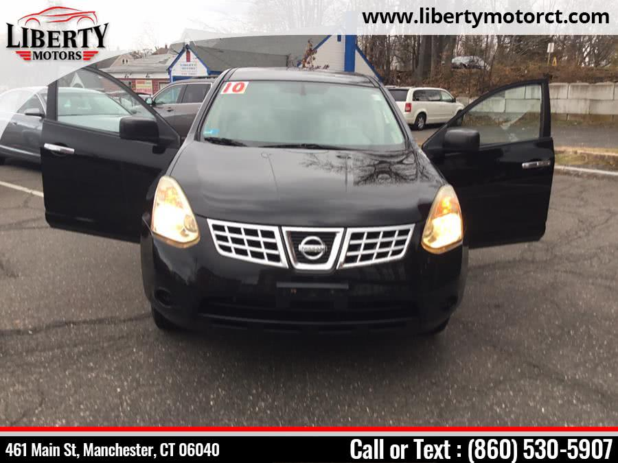 Used 2010 Nissan Rogue in Manchester, Connecticut | Liberty Motors. Manchester, Connecticut