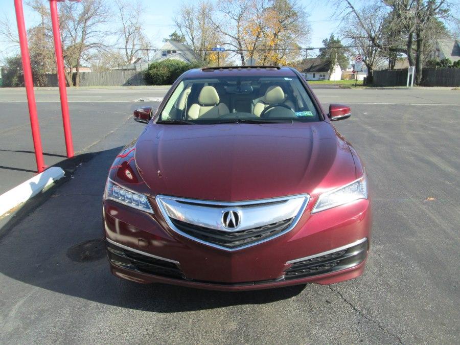 Used Acura TLX 4dr Sdn FWD 2015 | Levittown Auto. Levittown, Pennsylvania
