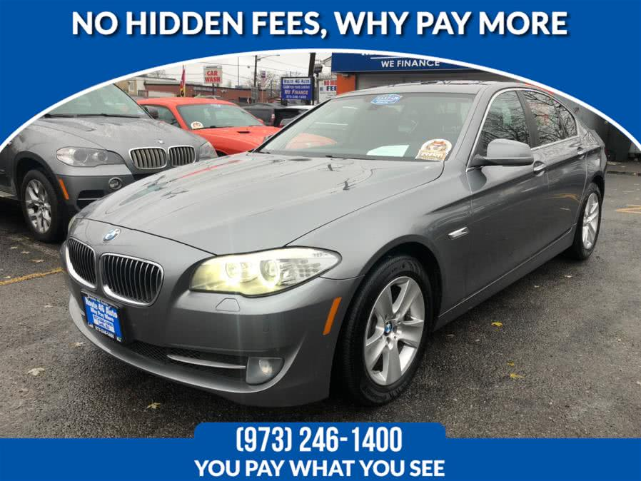 Used 2013 BMW 5 Series in Lodi, New Jersey | Route 46 Auto Sales Inc. Lodi, New Jersey