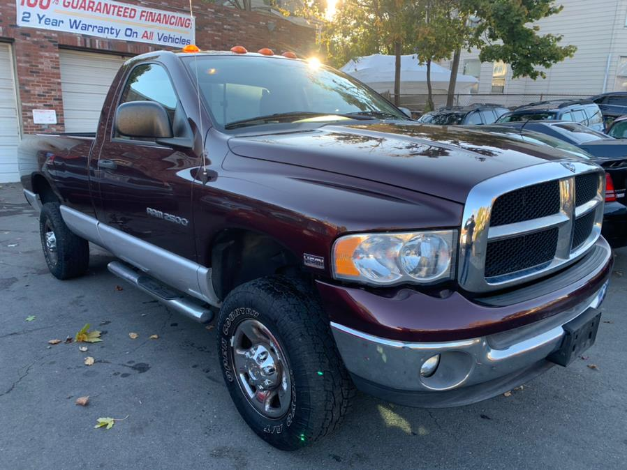 Used Dodge Ram 2500 SLT 2005 | Central Auto Sales & Service. New Britain, Connecticut