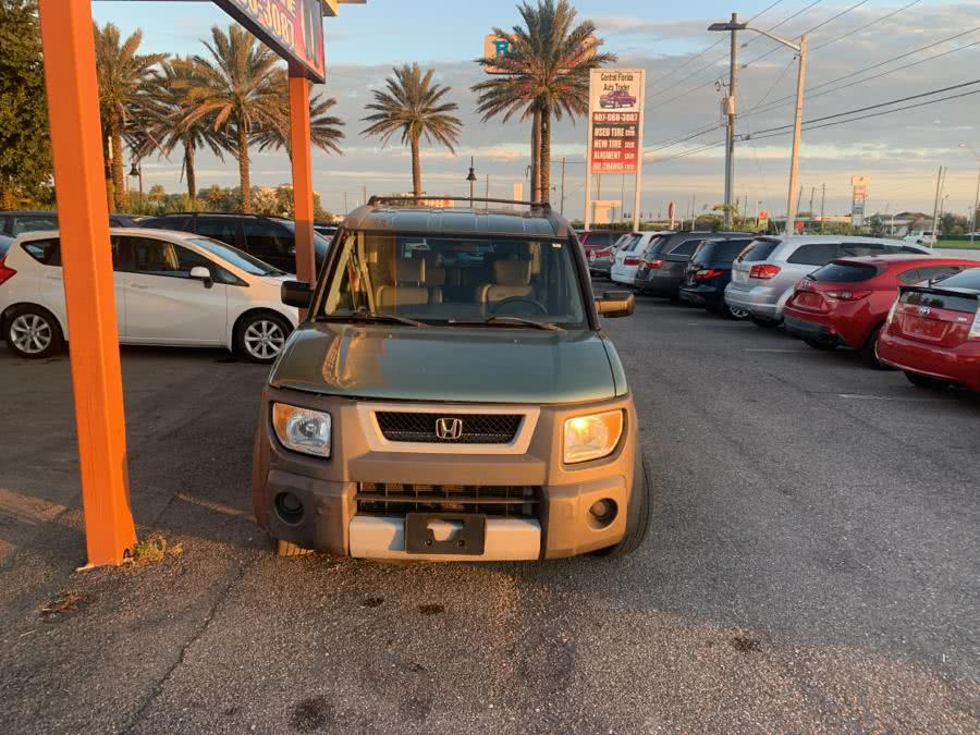 Used Honda Element 4WD EX Auto 2004 | Central florida Auto Trader. Kissimmee, Florida