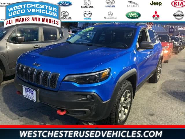 Used 2020 Jeep Cherokee in White Plains, New York | Westchester Used Vehicles. White Plains, New York