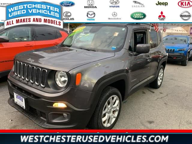 Used 2017 Jeep Renegade in White Plains, New York | Westchester Used Vehicles. White Plains, New York