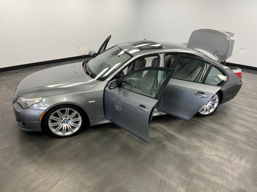 Used BMW 5 Series 4dr Sdn 550i RWD 2010 | East Coast Auto Group. Linden, New Jersey