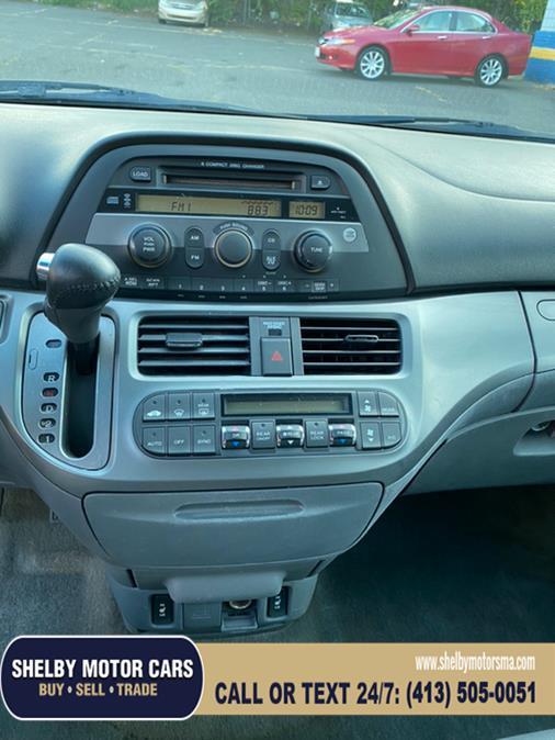 Used Honda Odyssey 5dr EX-L 2007   Shelby Motor Cars . Springfield, Massachusetts