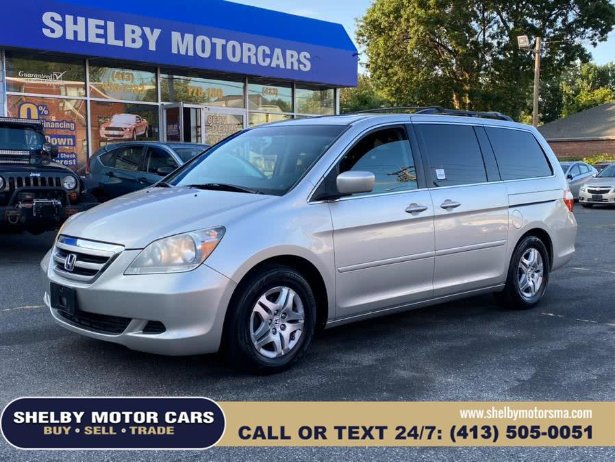 Used 2007 Honda Odyssey in Springfield, Massachusetts | Shelby Motor Cars . Springfield, Massachusetts