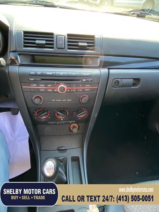Used Mazda Mazda3 4dr Sdn i Manual 2005   Shelby Motor Cars . Springfield, Massachusetts