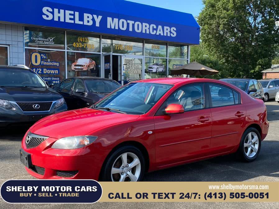 Used 2005 Mazda Mazda3 in Springfield, Massachusetts | Shelby Motor Cars . Springfield, Massachusetts