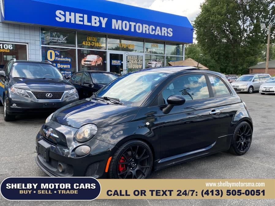 Used 2013 FIAT 500 in Springfield, Massachusetts | Shelby Motor Cars . Springfield, Massachusetts