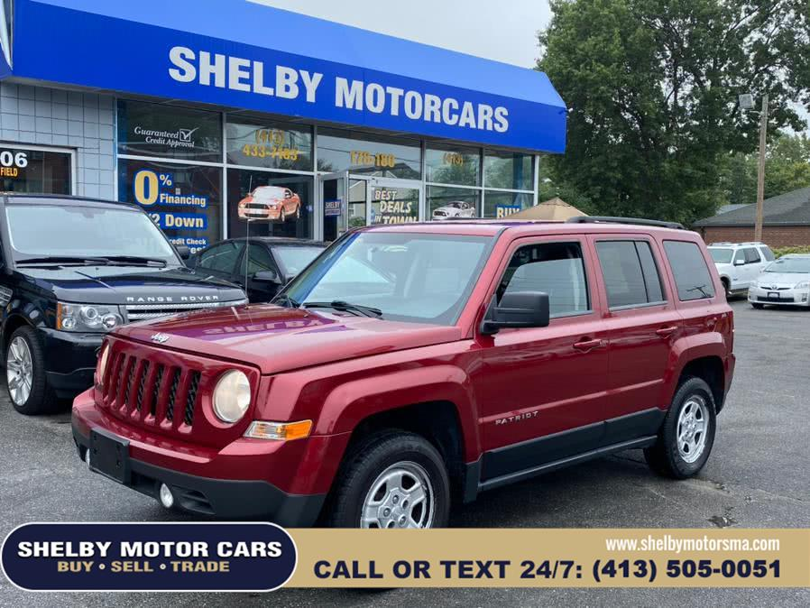 Used 2012 Jeep Patriot in Springfield, Massachusetts | Shelby Motor Cars . Springfield, Massachusetts