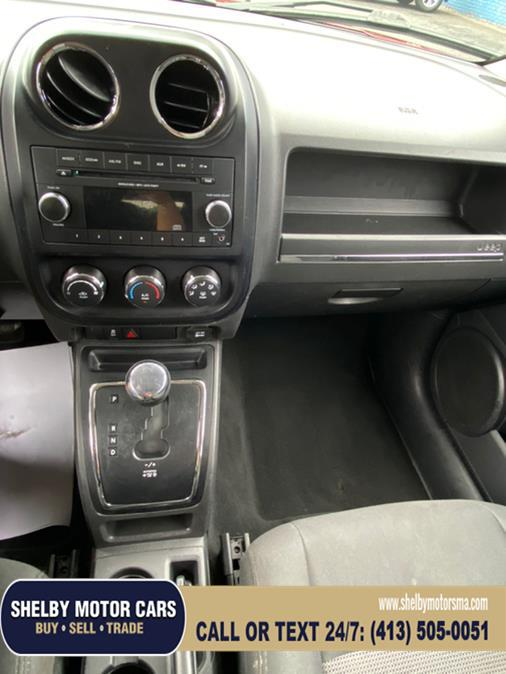 Used Jeep Patriot 4WD 4dr Sport 2012 | Shelby Motor Cars . Springfield, Massachusetts