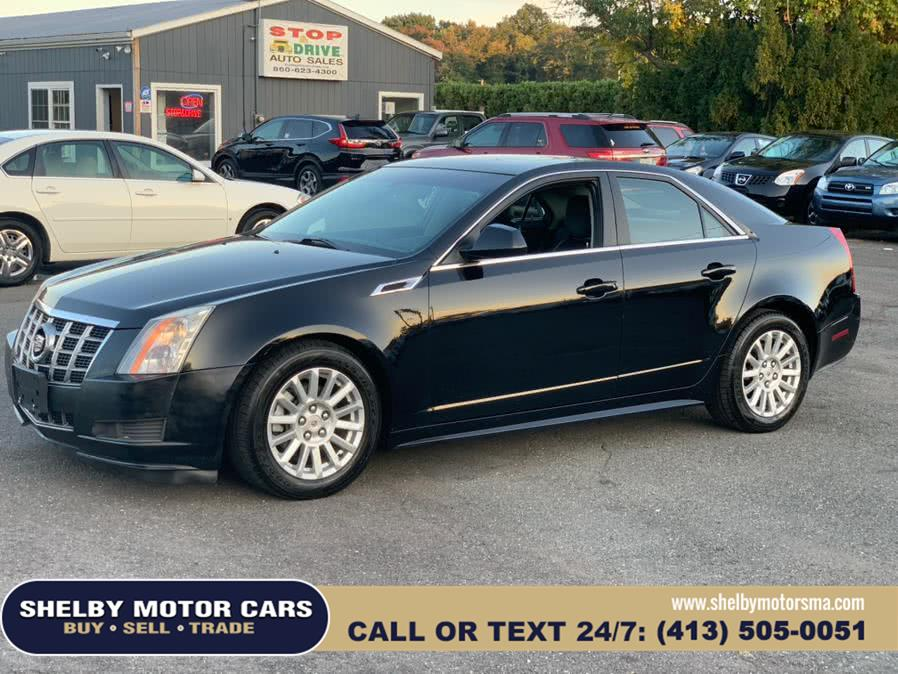 Used 2012 Cadillac CTS Sedan in Springfield, Massachusetts | Shelby Motor Cars . Springfield, Massachusetts