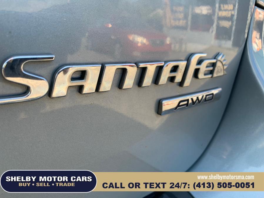 Used Hyundai Santa Fe AWD 4dr Auto SE 2008 | Shelby Motor Cars . Springfield, Massachusetts