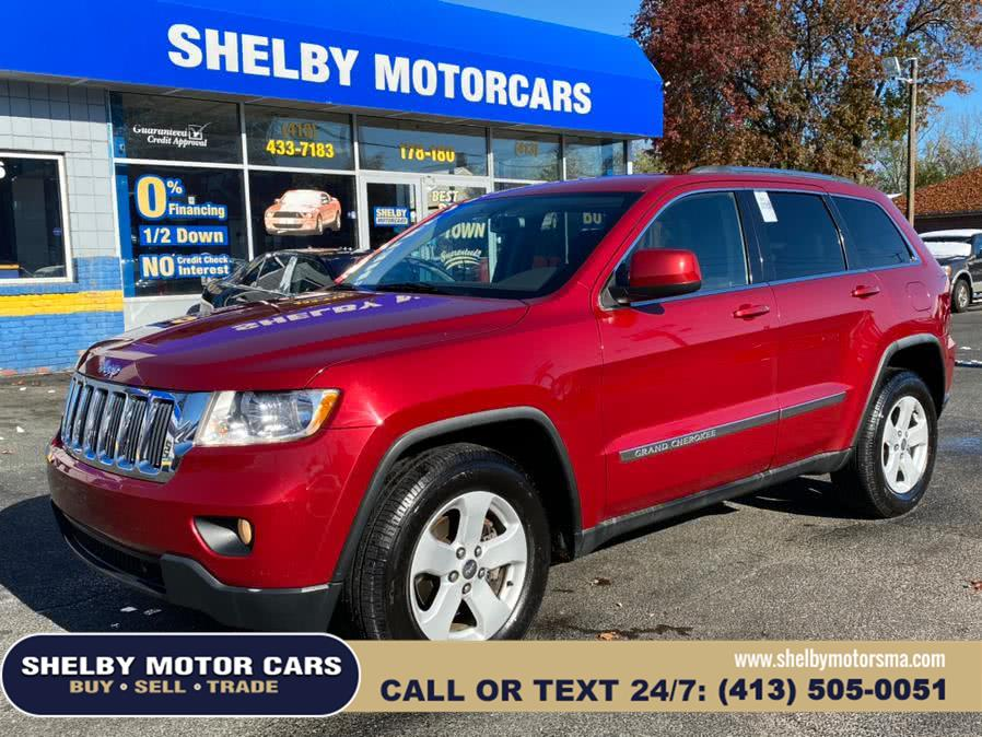 Used 2011 Jeep Grand Cherokee in Springfield, Massachusetts | Shelby Motor Cars . Springfield, Massachusetts