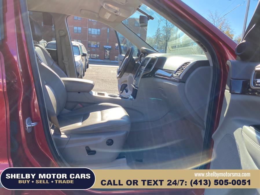 Used Jeep Grand Cherokee 4WD 4dr Laredo 2011 | Shelby Motor Cars . Springfield, Massachusetts