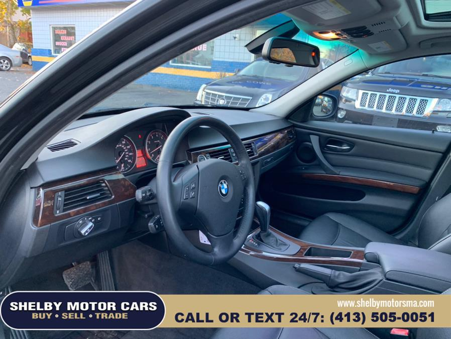 Used BMW 3 Series 4dr Sdn 328i xDrive AWD SULEV 2011 | Shelby Motor Cars . Springfield, Massachusetts