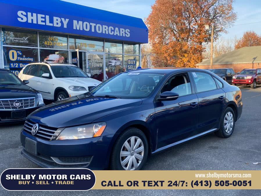 Used 2012 Volkswagen Passat in Springfield, Massachusetts | Shelby Motor Cars . Springfield, Massachusetts