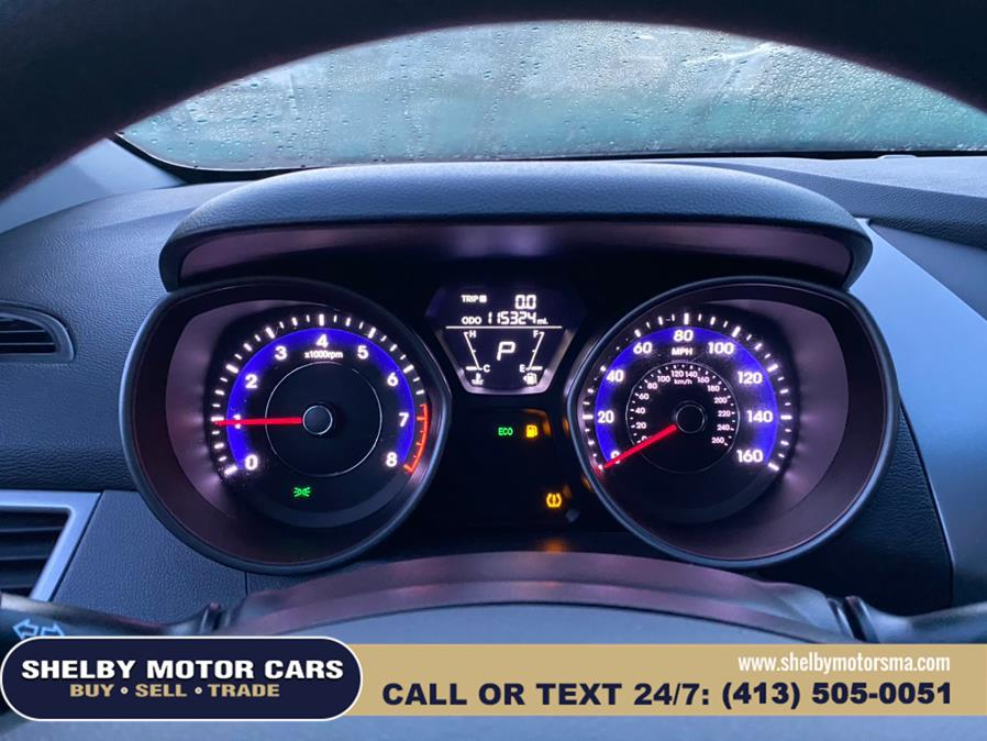 Used Hyundai Elantra 4dr Sdn Auto GLS (Alabama Plant) 2013   Shelby Motor Cars . Springfield, Massachusetts
