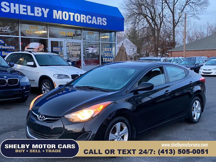 Used 2013 Hyundai Elantra in Springfield, Massachusetts | Shelby Motor Cars . Springfield, Massachusetts