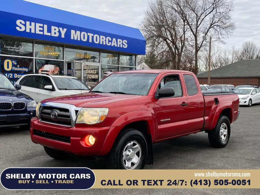 Used 2009 Toyota Tacoma in Springfield, Massachusetts | Shelby Motor Cars . Springfield, Massachusetts