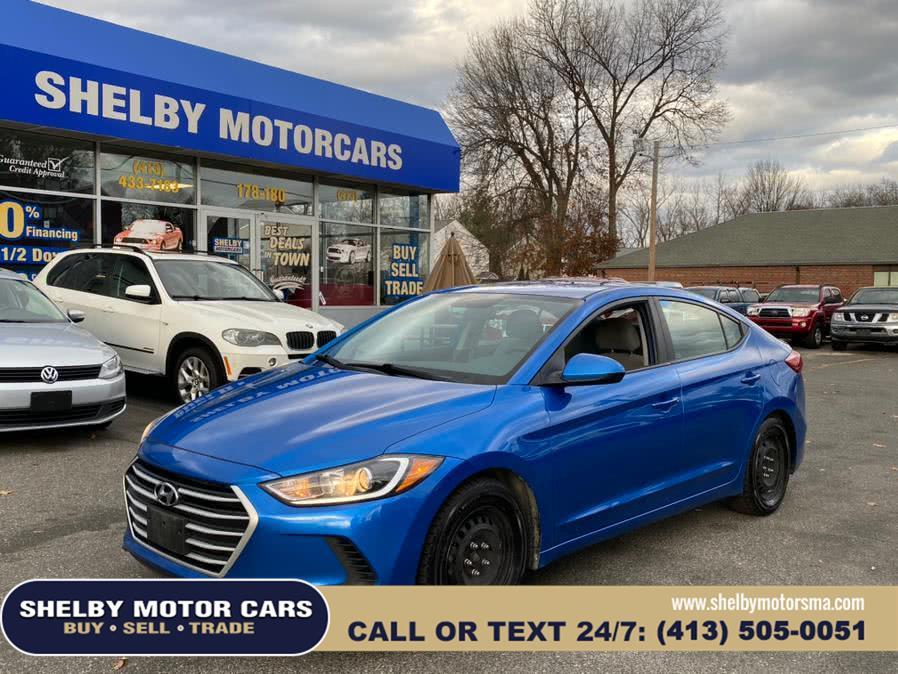 Used 2017 Hyundai Elantra in Springfield, Massachusetts | Shelby Motor Cars . Springfield, Massachusetts