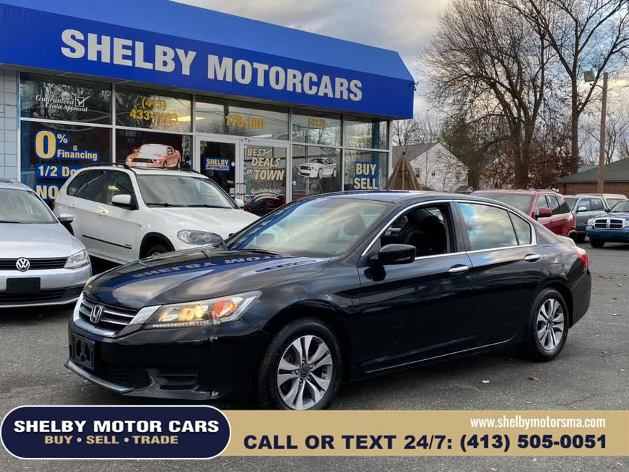 Used 2013 Honda Accord Sdn in Springfield, Massachusetts | Shelby Motor Cars . Springfield, Massachusetts