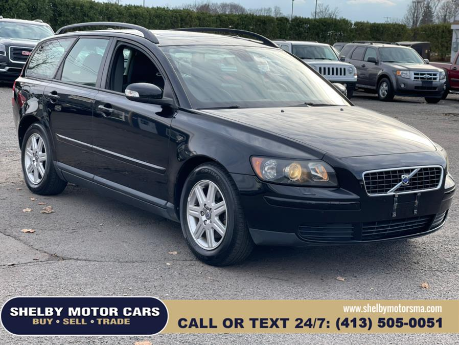 Used Volvo V50 4dr Wgn 2.4L AT FWD 2007 | Shelby Motor Cars . Springfield, Massachusetts