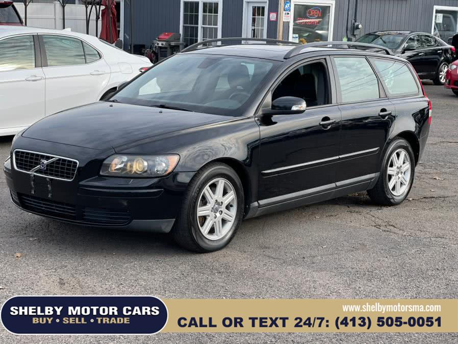 Used 2007 Volvo V50 in Springfield, Massachusetts | Shelby Motor Cars . Springfield, Massachusetts