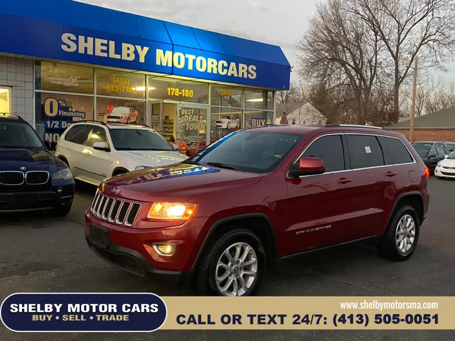 Used 2014 Jeep Grand Cherokee in Springfield, Massachusetts | Shelby Motor Cars . Springfield, Massachusetts