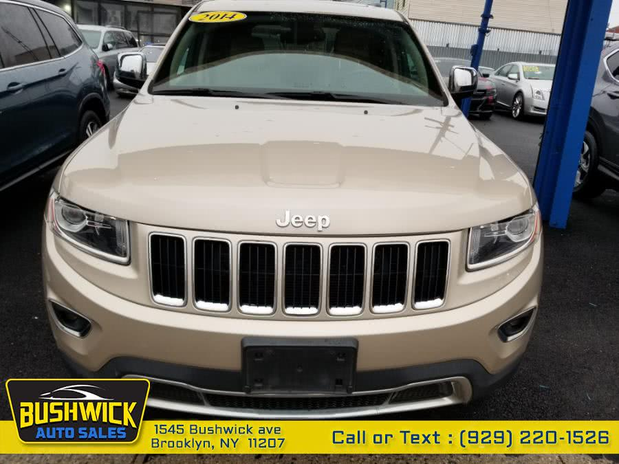 Used 2014 Jeep Grand Cherokee in Brooklyn, New York | Bushwick Auto Sales LLC. Brooklyn, New York