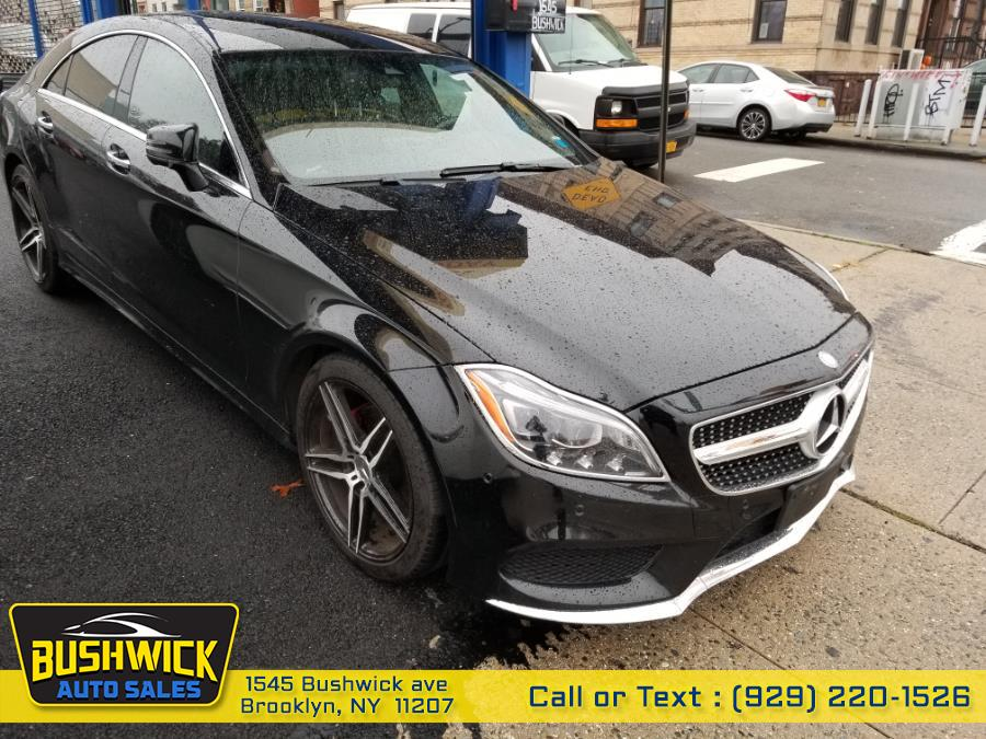 Used Mercedes-Benz CLS-Class 4dr Sdn CLS 400 4MATIC 2015 | Bushwick Auto Sales LLC. Brooklyn, New York