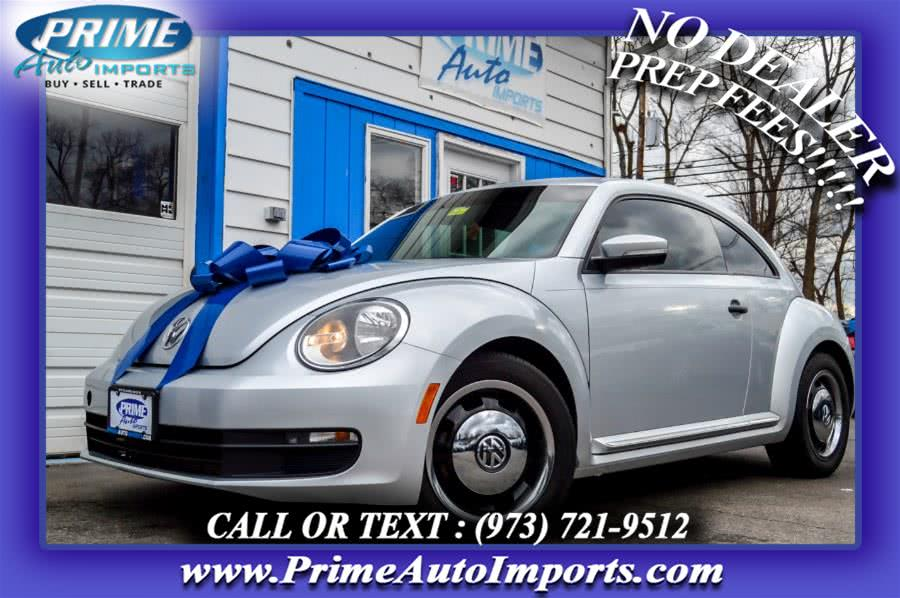 Used 2015 Volkswagen Beetle Coupe in Bloomingdale, New Jersey | Prime Auto Imports. Bloomingdale, New Jersey
