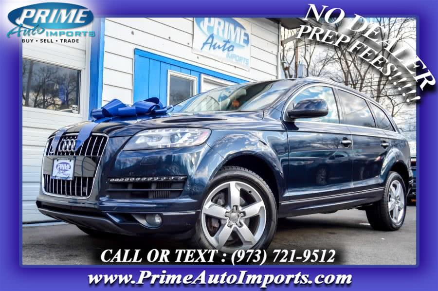 Used 2012 Audi Q7 in Bloomingdale, New Jersey | Prime Auto Imports. Bloomingdale, New Jersey