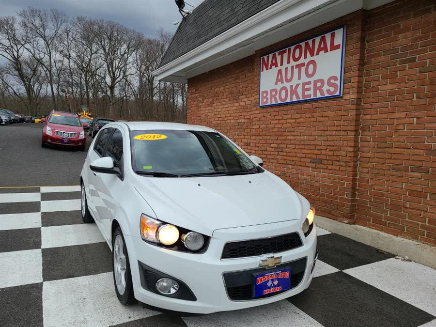 Used 2012 Chevrolet Sonic in Waterbury, Connecticut | National Auto Brokers, Inc.. Waterbury, Connecticut