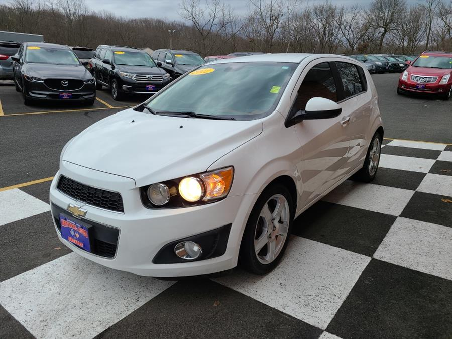 Used Chevrolet Sonic 5dr HB LTZ 2012 | National Auto Brokers, Inc.. Waterbury, Connecticut