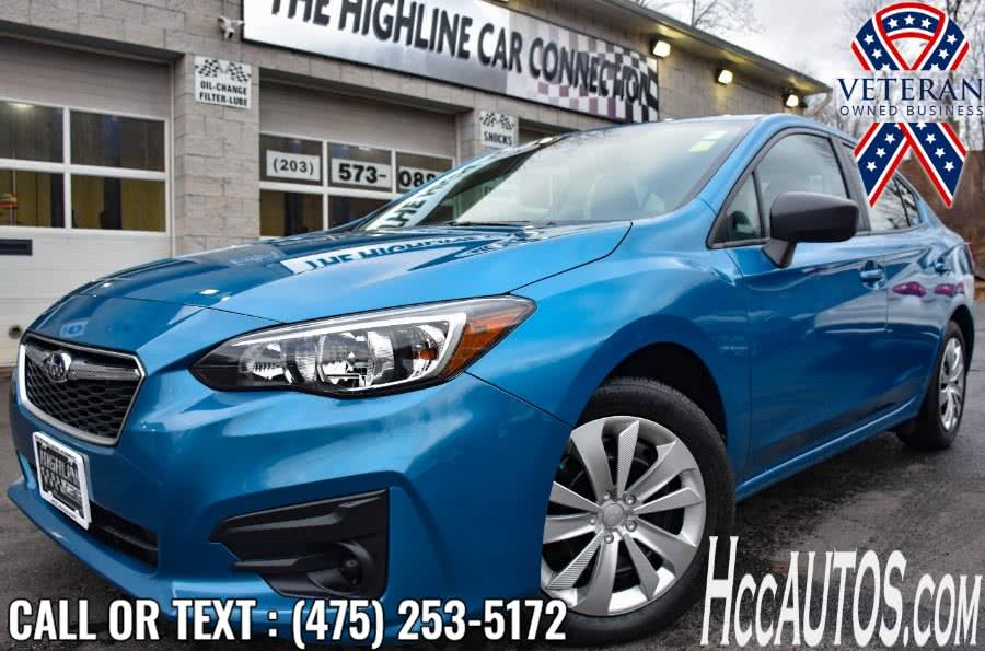 Used 2018 Subaru Impreza in Waterbury, Connecticut | Highline Car Connection. Waterbury, Connecticut
