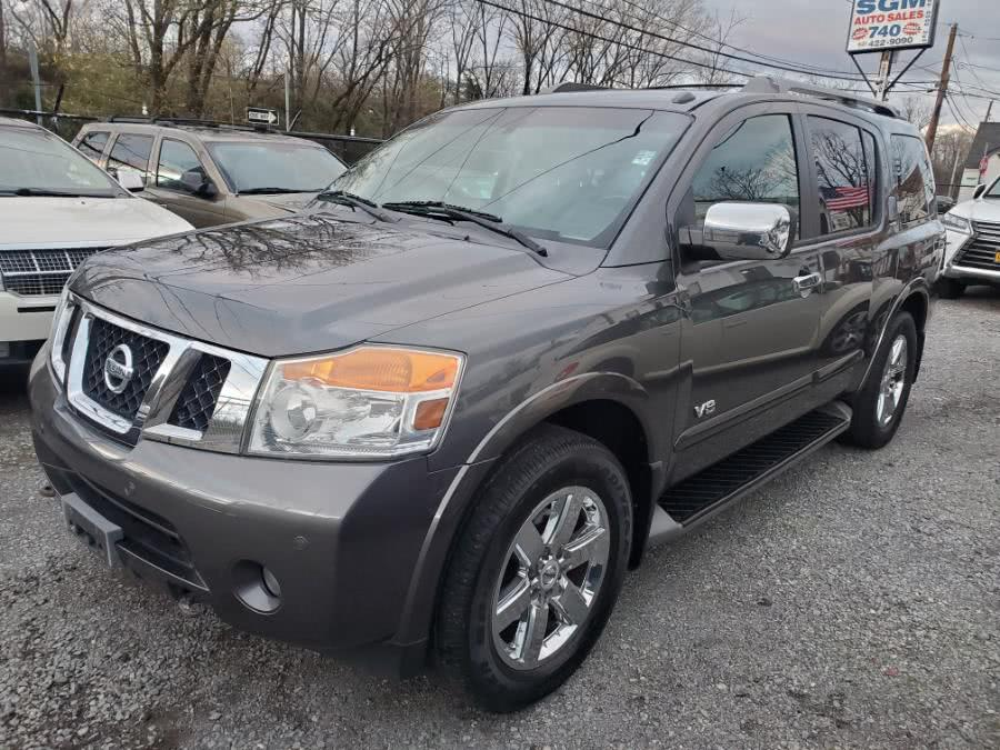 Used 2009 Nissan Armada in West Babylon, New York | SGM Auto Sales. West Babylon, New York