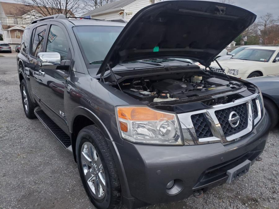 Used Nissan Armada 4WD 4dr LE 2009 | SGM Auto Sales. West Babylon, New York
