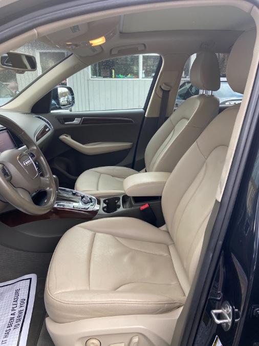 2012 Audi Q5 quattro 4dr 2.0T Premium Plus, available for sale in New Milford, CT